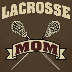 Lacrosse Mom Dark T-Shirt - Women's T-Shirt