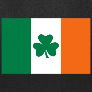Ireland Shamrock Bags & backpacks - Tote Bag