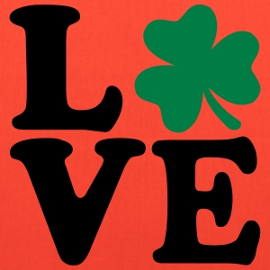 Shamrock love Bags & backpacks - Tote Bag