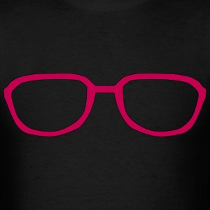 Red Glasses T-Shirts - Men's T-Shirt