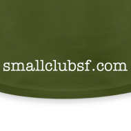 Design ~ small club signature tee (white ink)