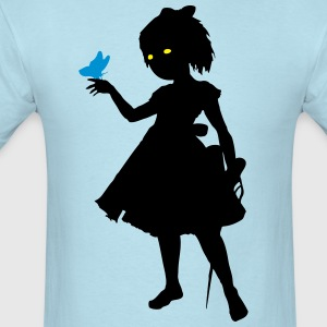 Little Sister Silhouette T-Shirts - Men's T-Shirt