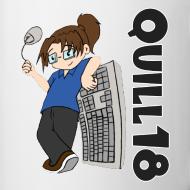 Design ~ Old School Quill18 (Mug)