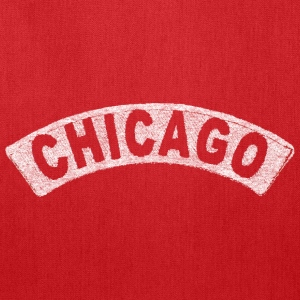 Throwback Chicago Arch Bags & backpacks - Tote Bag