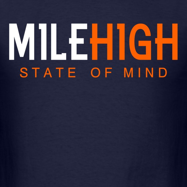 """VICTRS """"Mile High State of Mind"""" Shirt"""