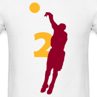 Design ~ Irving SUPERSTAR #2 Cavs Shirt