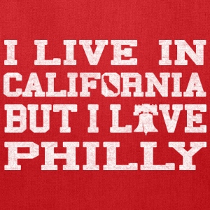 Live California Love Philly Bags & backpacks - Tote Bag