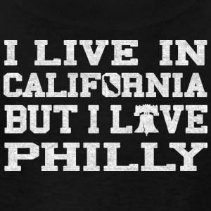 Live California Love Philly Kids' Shirts - Kids' T-Shirt