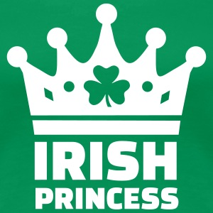 Irish Princess Women's T-Shirts - Women's Premium T-Shirt
