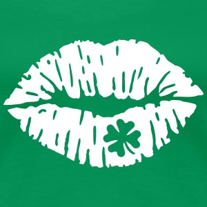 Irish Kiss Women's T-Shirts - Women's Premium T-Shirt