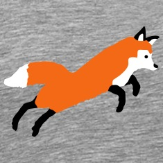 Jumping Fox T-Shirts