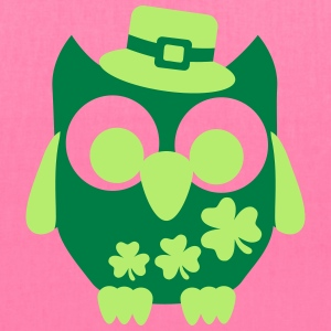 Owl Shamrock Bags & backpacks - Tote Bag