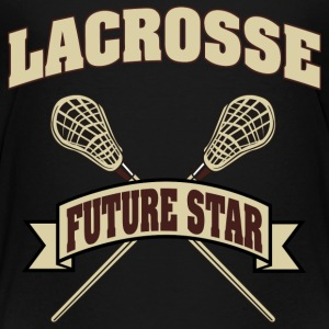 Lacrosse Future Star Kid's Dark T-Shirt - Kids' Premium T-Shirt