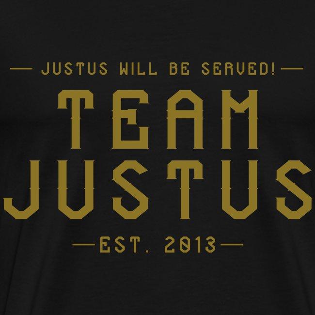Mens Justus Retro 1 Tee