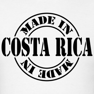 made_in_costa_rica_m1 T-Shirts - Men's T-Shirt
