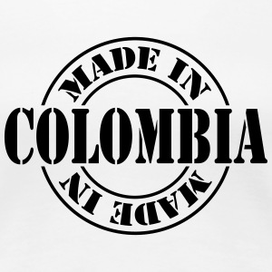 made_in_colombia_m1 Women's T-Shirts - Women's Premium T-Shirt