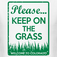 Design ~ Keep on the Grass Colorado