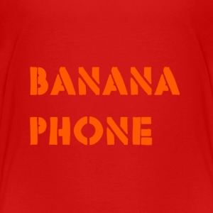 banana_phone Baby & Toddler Shirts - Toddler Premium T-Shirt