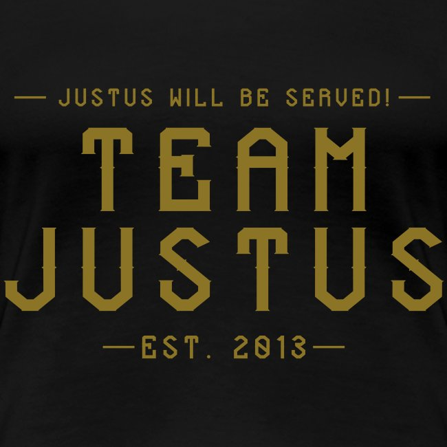 Womens Justus Retro 1 Tee