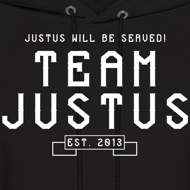 Mens Justus Retro 2 Hoodie
