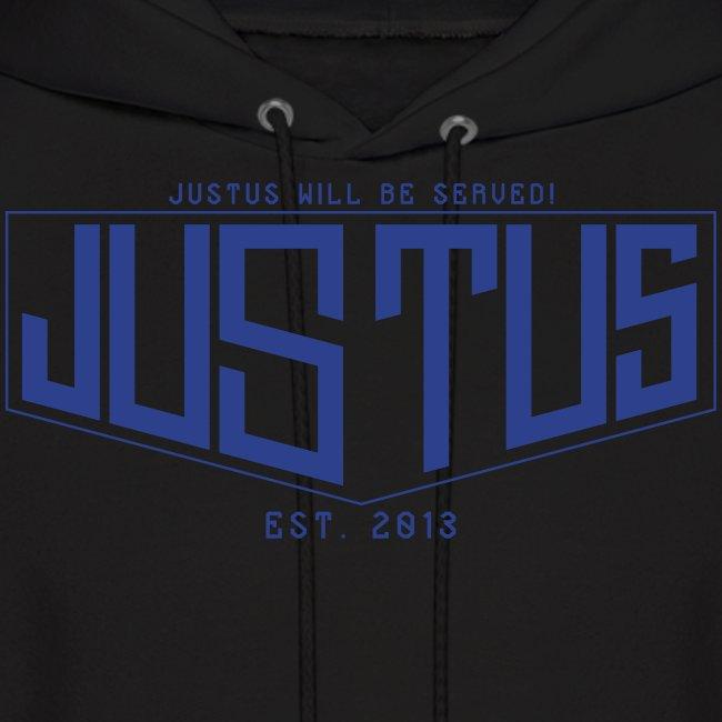 Mens Justus Retro 3 Hoodie