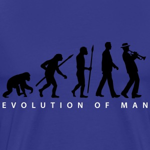 evolution_ska_122013_b_2c T-Shirts - Men's Premium T-Shirt
