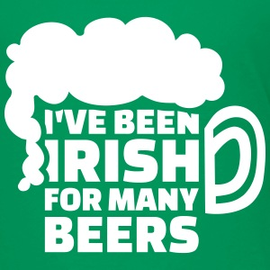 I've been Irish for many beers Kids' Shirts - Kids' Premium T-Shirt