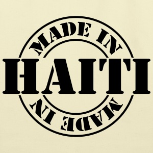 made_in_haiti_m1 Bags & backpacks - Eco-Friendly Cotton Tote