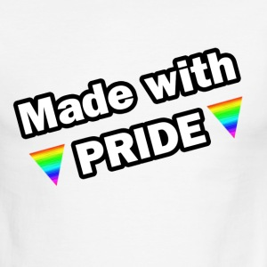 Made with Pride - Men's Ringer T-Shirt
