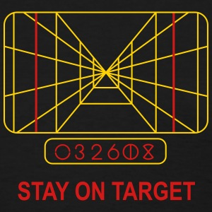 Stay on Target Women's T-Shirts - Women's T-Shirt