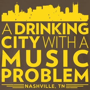 Welcome to Nashville T-Shirts - Men's Premium T-Shirt