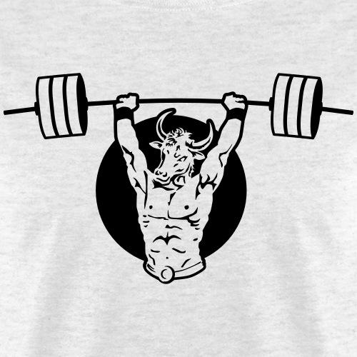 Minotaur Weightlifting