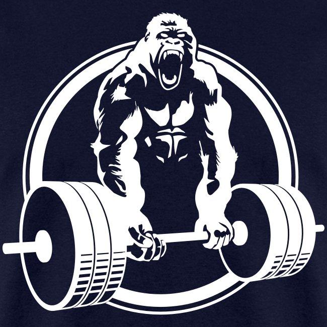 Gorilla Lifting Men's Standard Tee