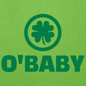 O'baby Shamrock Bags & backpacks - Tote Bag