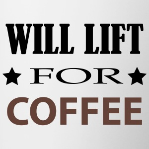 will lift for coffee funny Accessories - Contrast Coffee Mug