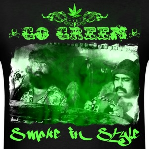 Go Green 3 T-Shirts - Men's T-Shirt