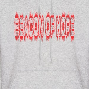 beacon_of_hope_r Hoodies - Men's Hoodie