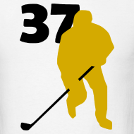 Design ~ Bergeron SUPERSTAR #37 Bruins Shirt