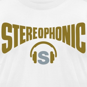 stereo gold - Men's T-Shirt by American Apparel