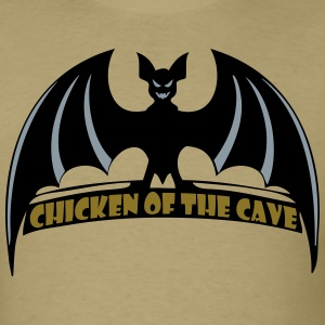 CHICKEN OF THE CAVE T-Shirts - Men's T-Shirt