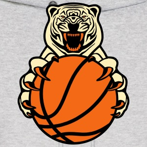 Basketball Tiger Hoodies - Men's Hoodie