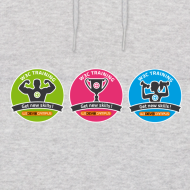 Design ~ w3devcampus_badges_sweat
