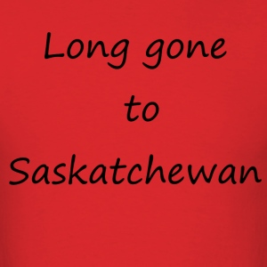 Saskatchewan T-Shirts - Men's T-Shirt