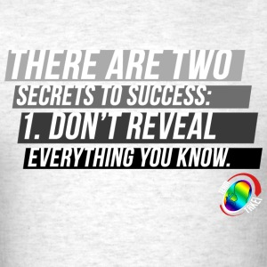 Secrets to Success George Takei T-Shirts - Men's T-Shirt
