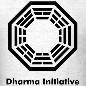 Lost Dharma Initiative - Men's T-Shirt
