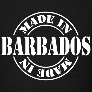 made_in_barbados_m1 T-Shirts - Men's T-Shirt
