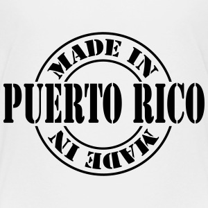 made_in_puerto_rico_m1 Kids' Shirts - Kids' Premium T-Shirt