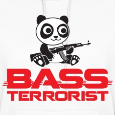 Bass Terrorist Original Logo Edition