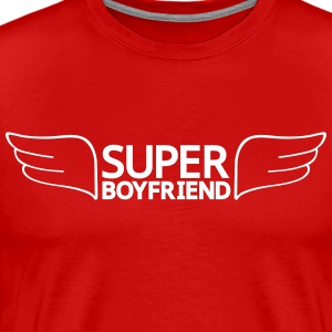 Super Boyfriend T-Shirts - Men's Premium T-Shirt