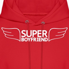 Super Boyfriend Hoodies